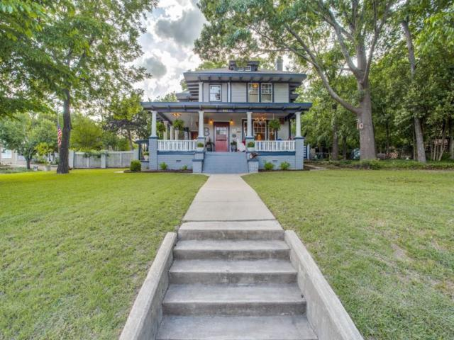 201 N College Street, Mckinney, TX 75069 (MLS #13849840) :: The Rhodes Team