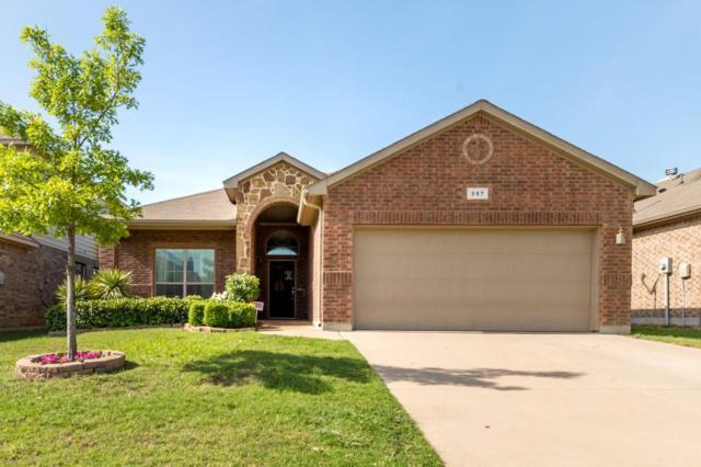 357 Branding Iron Trail, Fort Worth, TX 76131 (MLS #13849921) :: The Rhodes Team