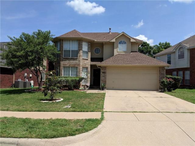 1316 Pawnee Trail, Carrollton, TX 75007 (MLS #13849924) :: Coldwell Banker Residential Brokerage