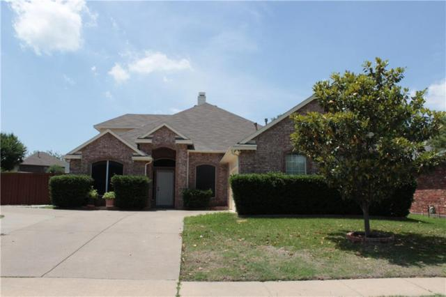 517 Onyx Court, Mesquite, TX 75149 (MLS #13849941) :: RE/MAX Landmark