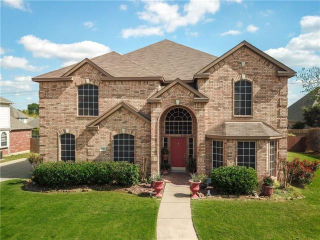 1305 Vistawood Drive, Mansfield, TX 76063 (MLS #13849966) :: The Mitchell Group