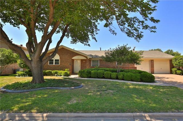 2317 Darrell Drive, Abilene, TX 79606 (MLS #13850076) :: Team Hodnett