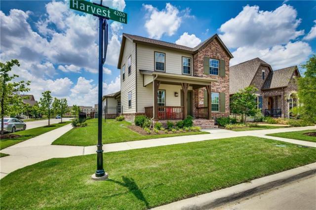 4293 Harvest Lane, Frisco, TX 75034 (MLS #13850086) :: The Rhodes Team