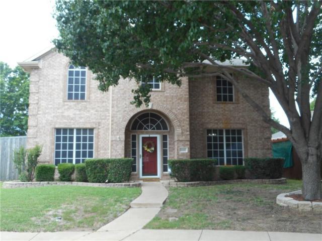 1600 Nightingale Drive, Lewisville, TX 75077 (MLS #13850091) :: The Rhodes Team