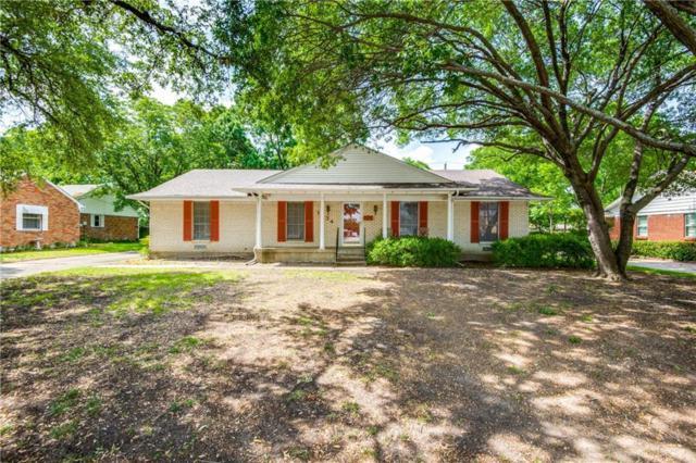 1834 Walnut Avenue, Carrollton, TX 75006 (MLS #13850176) :: RE/MAX Town & Country