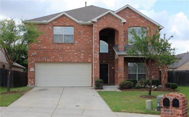 9720 Zaharias Drive, Mckinney, TX 75070 (MLS #13850180) :: Team Hodnett