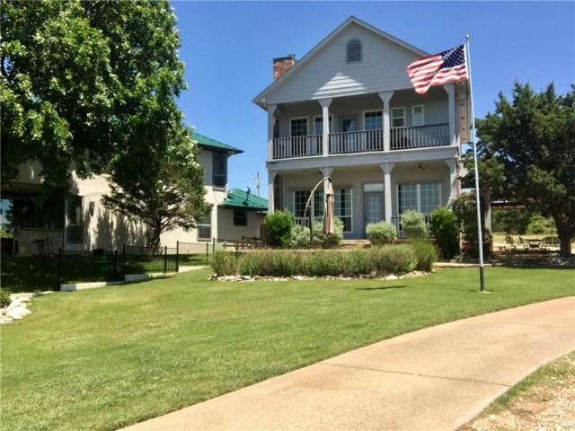365 Turnberry Loop, Possum Kingdom Lake, TX 76449 (MLS #13850250) :: Robbins Real Estate Group