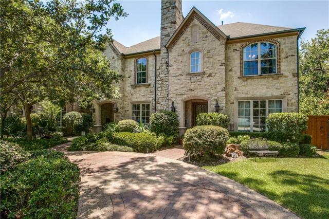 4415 University Boulevard, University Park, TX 75205 (MLS #13850254) :: Robbins Real Estate Group