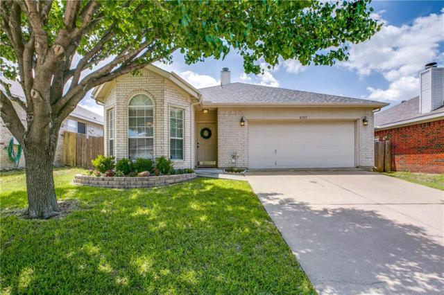 8705 Muir Drive, Fort Worth, TX 76244 (MLS #13850255) :: The Mitchell Group