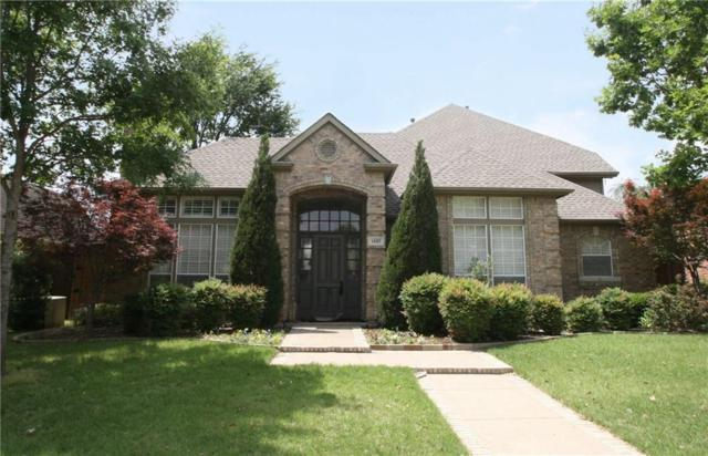 1637 Glen Springs Drive, Plano, TX 75093 (MLS #13850264) :: Baldree Home Team