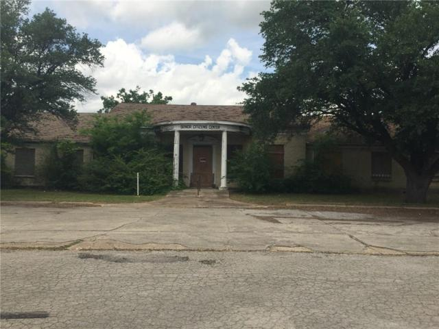 3724 Oneal Street, Greenville, TX 75401 (MLS #13850315) :: Hargrove Realty Group