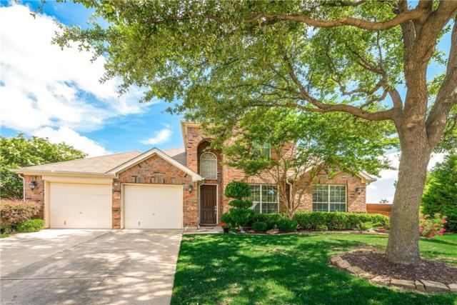 848 Fallkirk Court, Coppell, TX 75019 (MLS #13850361) :: The Rhodes Team