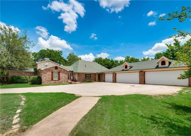4124 Keller Hicks Road, Fort Worth, TX 76244 (MLS #13850434) :: The Mitchell Group