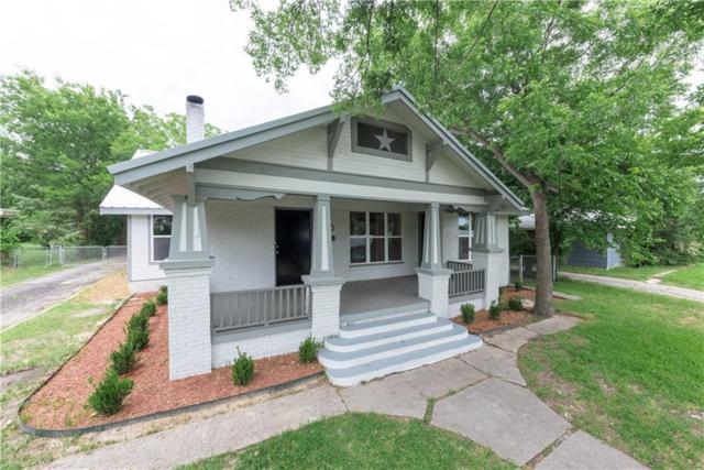 4201 Roberts Street, Greenville, TX 75401 (MLS #13850507) :: The Chad Smith Team