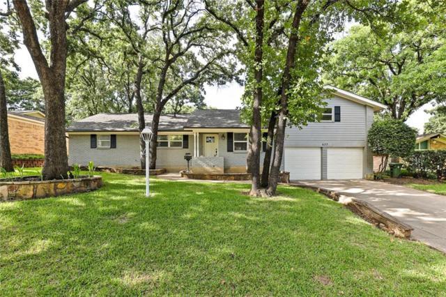 633 Circleview Drive N, Hurst, TX 76054 (MLS #13850511) :: The Mitchell Group