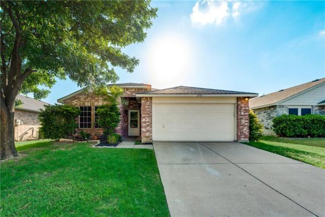 2716 Cedar Crest Drive, Little Elm, TX 75068 (MLS #13850535) :: Hargrove Realty Group
