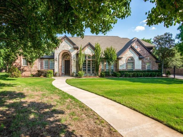 607 Boardwalk Avenue, Southlake, TX 76092 (MLS #13850553) :: The Mitchell Group