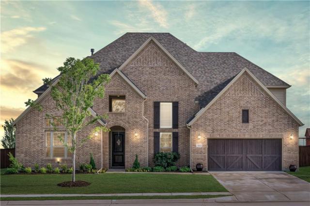 1611 Chisholm Trail, Prosper, TX 75078 (MLS #13850570) :: Frankie Arthur Real Estate