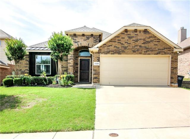 3320 Lone Brave Drive, Fort Worth, TX 76244 (MLS #13850610) :: The Rhodes Team