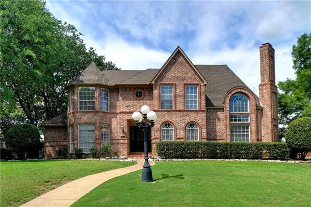100 San Jacinto Court, Southlake, TX 76092 (MLS #13850621) :: Coldwell Banker Residential Brokerage