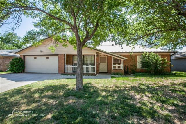 1963 Mimosa Drive, Abilene, TX 79603 (MLS #13850625) :: RE/MAX Landmark