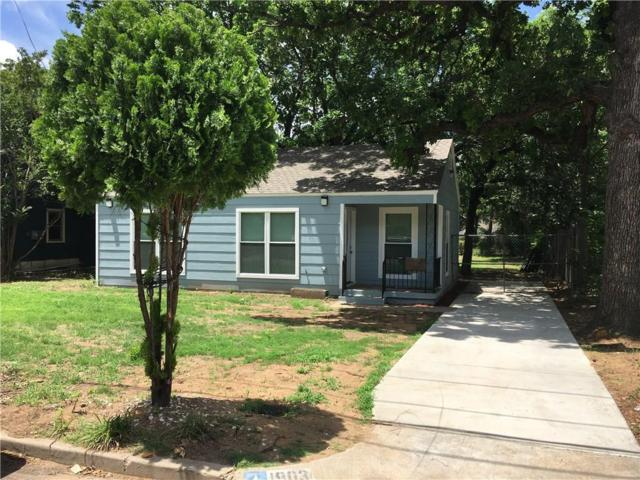 1903 Oakwood Street, Haltom City, TX 76117 (MLS #13850651) :: Team Hodnett