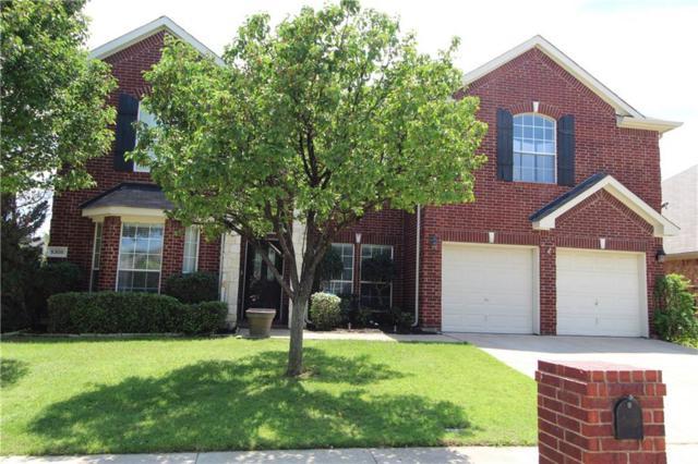 5308 Rush Creek Court, Fort Worth, TX 76244 (MLS #13850655) :: The Rhodes Team