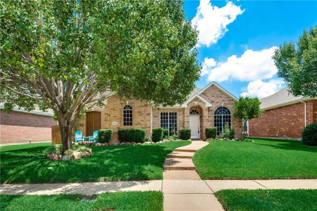 727 Yellowstone Drive, Allen, TX 75002 (MLS #13850727) :: Coldwell Banker Residential Brokerage