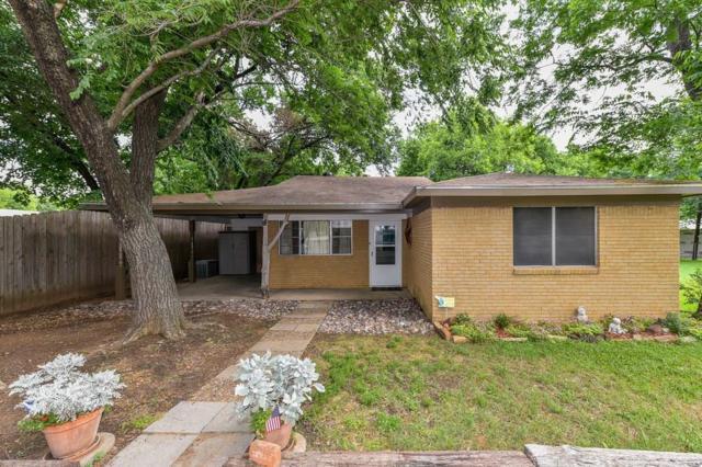 248 Ponderosa Lane, Burleson, TX 76028 (MLS #13850831) :: Hargrove Realty Group