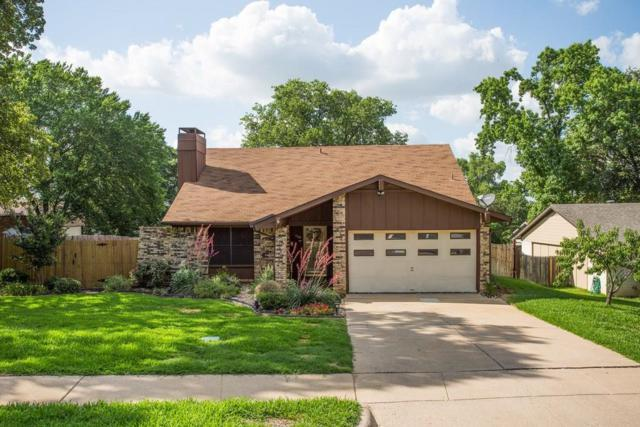 408 Shelmar Drive, Euless, TX 76039 (MLS #13850849) :: The Mitchell Group