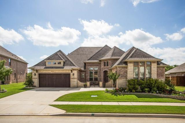 10871 Smoky Oak Trail, Flower Mound, TX 76226 (MLS #13850854) :: The Rhodes Team