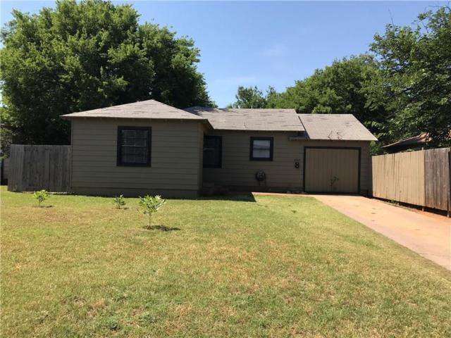 3265 S 13th Street, Abilene, TX 79605 (MLS #13850856) :: Real Estate By Design