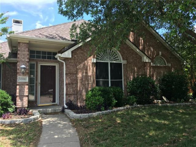 10080 Danbury Drive, Frisco, TX 75035 (MLS #13850863) :: Hargrove Realty Group