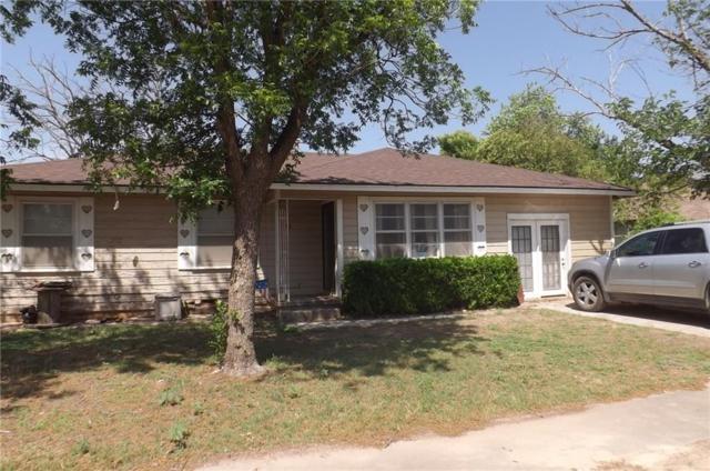 136 NW Avenue F, Hamlin, TX 79520 (MLS #13850869) :: Team Hodnett