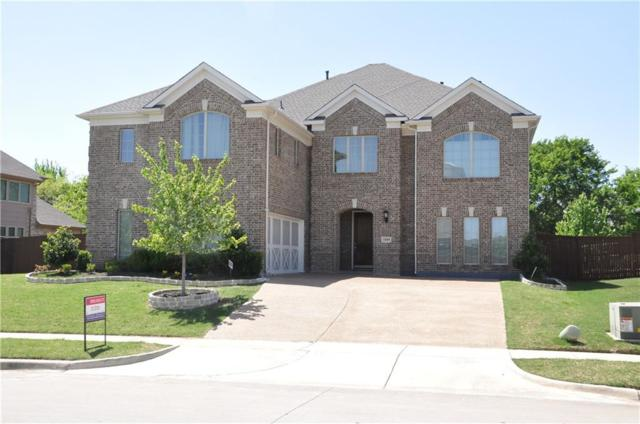 1605 Genevieve Drive, Wylie, TX 75098 (MLS #13850881) :: RE/MAX Town & Country