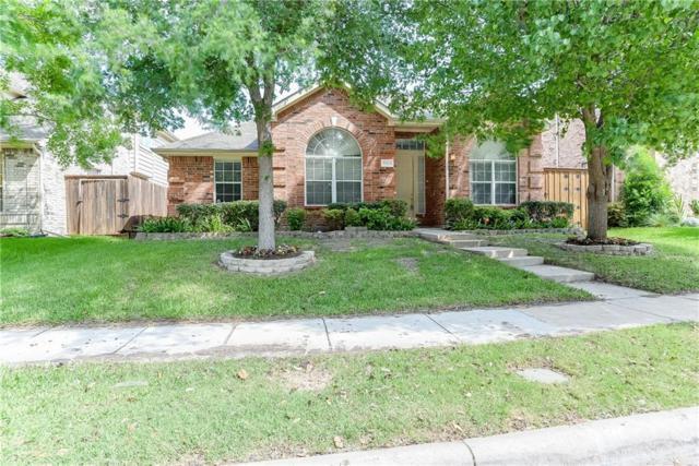 2024 Saint Anne Drive, Allen, TX 75013 (MLS #13850913) :: RE/MAX Pinnacle Group REALTORS