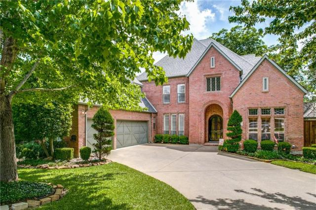 306 Hearthstone Lane, Coppell, TX 75019 (MLS #13850937) :: Coldwell Banker Residential Brokerage