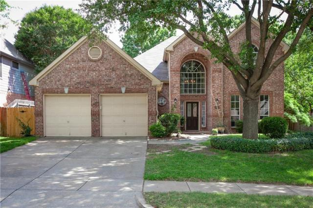 3405 Camden Drive, Flower Mound, TX 75028 (MLS #13851015) :: The Rhodes Team