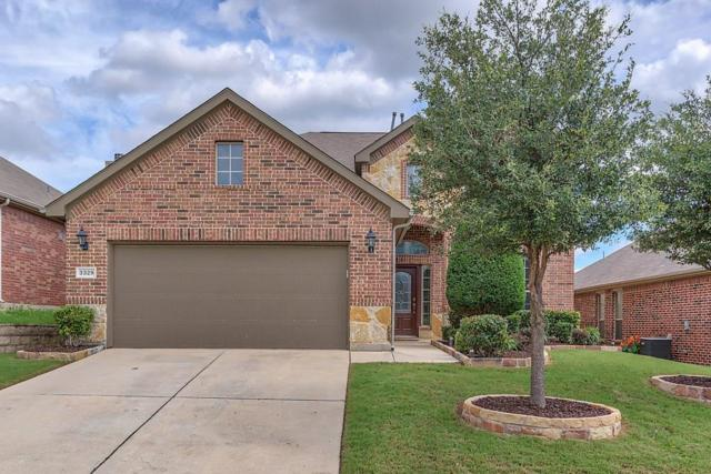 3329 Lone Brave Drive, Fort Worth, TX 76244 (MLS #13851026) :: The Rhodes Team