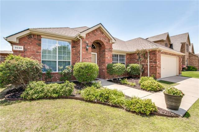 3036 Lakefield Drive, Little Elm, TX 75068 (MLS #13851055) :: Real Estate By Design