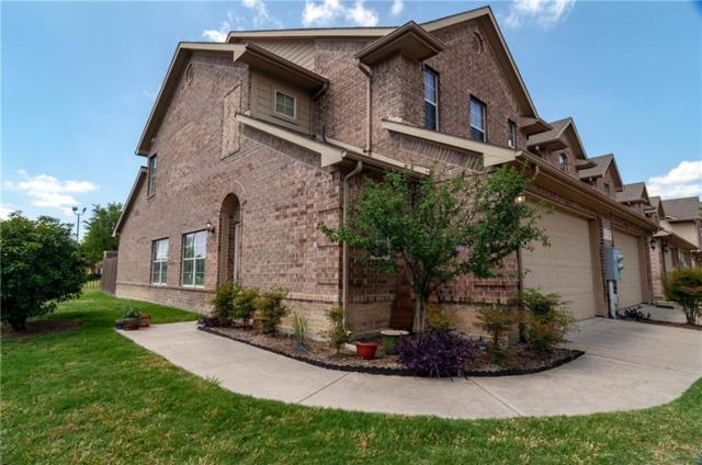 110 Barrington Lane, Lewisville, TX 75067 (MLS #13851081) :: Hargrove Realty Group