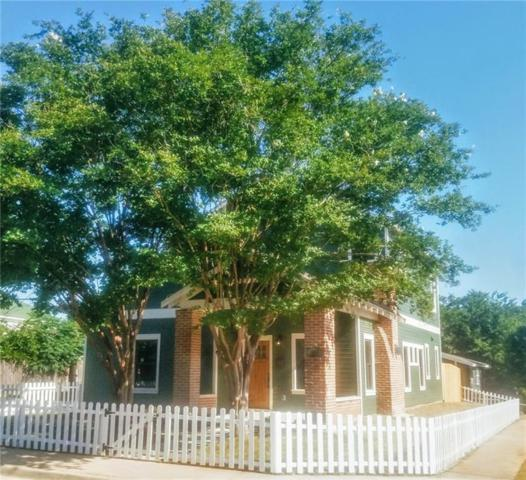 1017 W Richmond Avenue, Fort Worth, TX 76110 (MLS #13851115) :: The Real Estate Station
