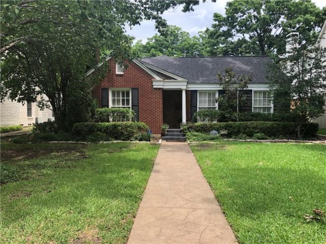 4308 Amherst, University Park, TX 75225 (MLS #13851123) :: Robbins Real Estate Group