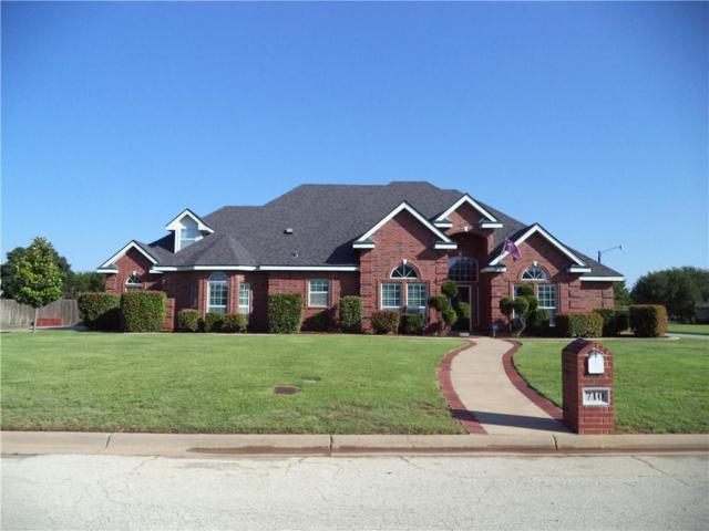 710 Serrot Court, Abilene, TX 79602 (MLS #13851154) :: Team Hodnett