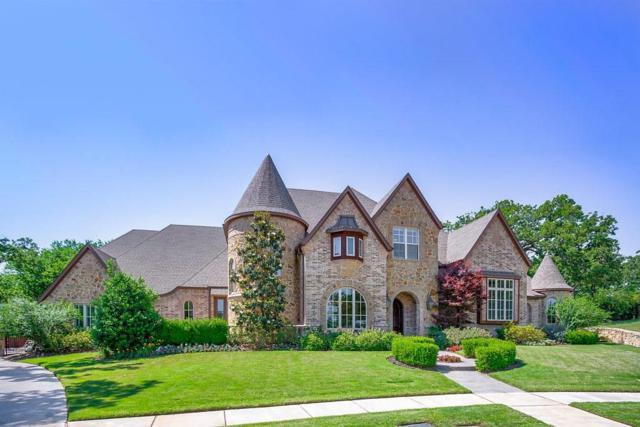 2105 Paso Robles Trail, Southlake, TX 76092 (MLS #13851209) :: The Mitchell Group