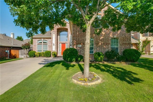 344 Huffman Bluff, Keller, TX 76248 (MLS #13851246) :: Frankie Arthur Real Estate