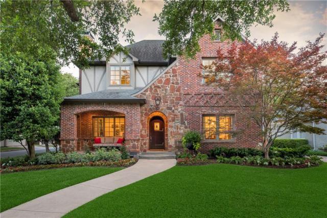 4501 Livingston Avenue, Highland Park, TX 75205 (MLS #13851301) :: Robbins Real Estate Group