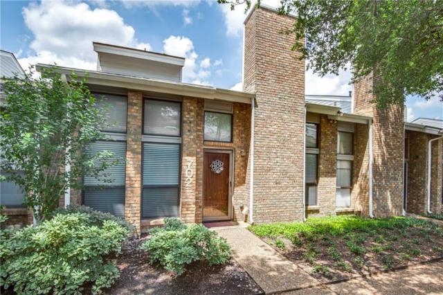 17490 Meandering Way #702, Dallas, TX 75252 (MLS #13851345) :: Coldwell Banker Residential Brokerage