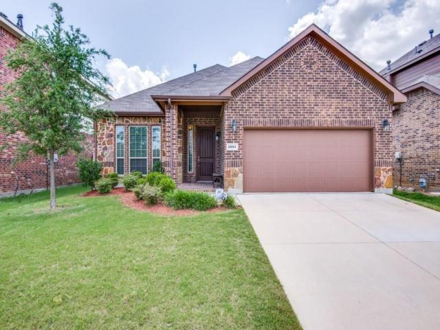 2804 Frontier Drive, Denton, TX 76210 (MLS #13851359) :: Real Estate By Design