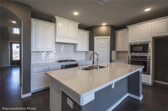 9012 Violet Drive, Lantana, TX 76226 (MLS #13851363) :: Team Hodnett